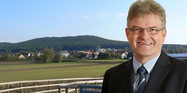 Bürgermeister für Bubenreuth Johannes Karl Rathsberg Rewe
