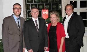 Glückwünsche zur Nominierung als Bürgermeister für Bubenreuth