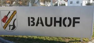 Bauhof Bubenreuth
